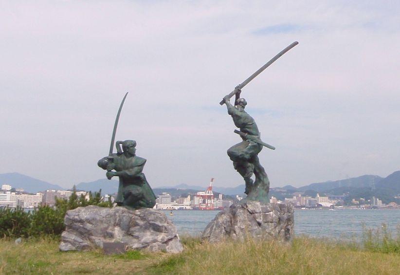 4月13日 今日のネタ|今日は武蔵と小次郎の決闘の日