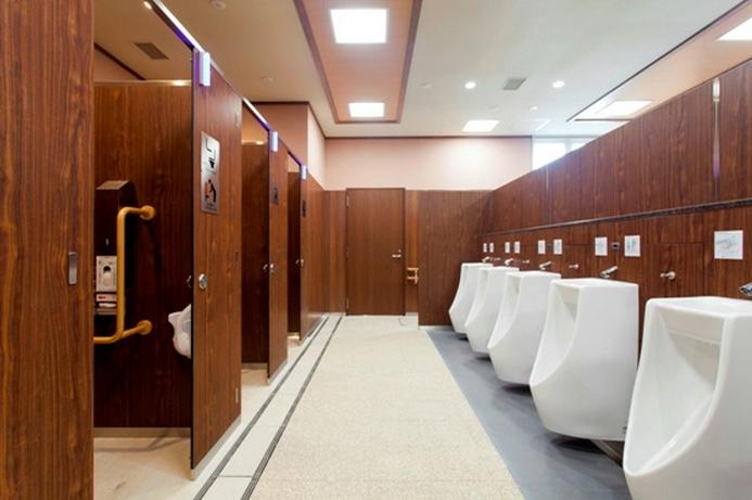 高速道路のSA・PAトイレがキレイになっている