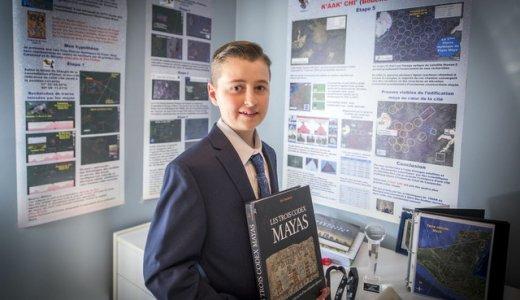 15歳少年が星座の並びをヒントに古代マヤ文明の都市を発見!!
