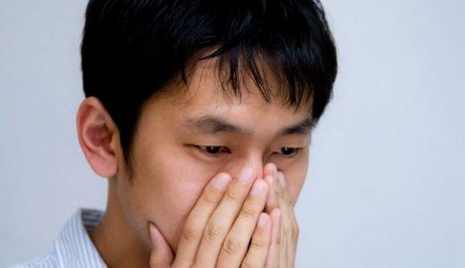 ホエイプロテインを飲み始めたら体臭がヤバい